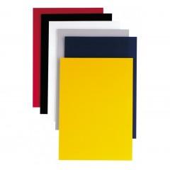 Copertine in PVC per rilegatura Video A4 (Confezione da 100 pz)