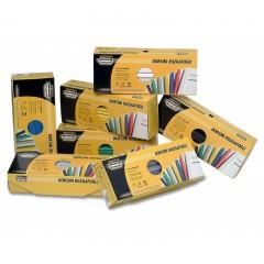 Confezione di listelli plastici FELLOWES (25 pezzi)