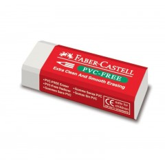 Confezione di Gomme di vinile 7095-20 FABER CASTELL ( 20 pz)