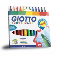 Confezione di Pennarelli Giotto Turbo Color FILA