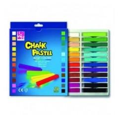 Confezione di Gessetti quadrati Multicolore