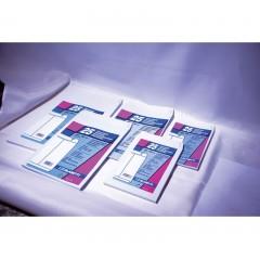 Buste sacco bianche internografate (Confezione da 500 pz)