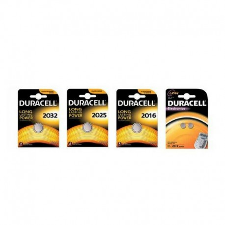Pile specialistiche DURACELL