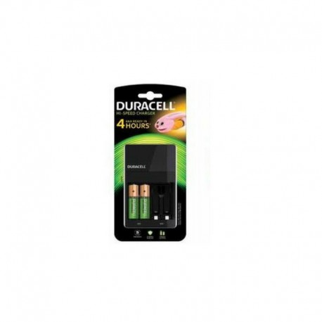 Caricabatterie Duracell